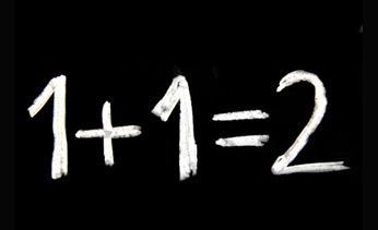 Math addition